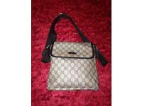 Gucci satchel man bag purse