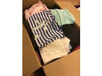 Big box of girls clothes for sale (5-8age)