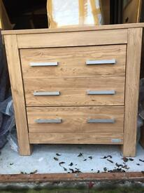 Charnwood Drawers and Wardrobe