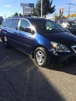 2006 Honda Odyssey EX-L/LEATHER/ LOADED/1YR WARRANTY