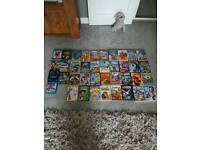 39 Childrens DVD'S AND Blu Rays