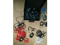 Audio cables selection