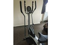 Exercise bike, Confidence Fitness. £55