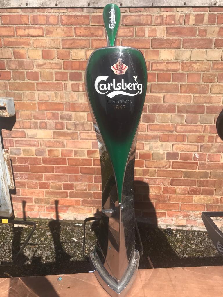 Carlsberg Beer Font Pump