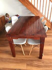 Dining Table - Indian wood