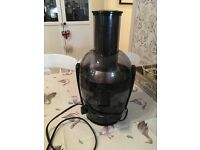 Philips juicer - great condition