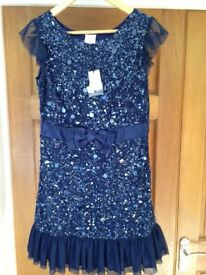 NEW with tags Designer party cocktail dress