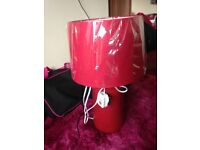 Table Lamp still wrapped in cellophane As New