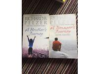 Richard Pelzer books A brothers journey and a teenagers journey