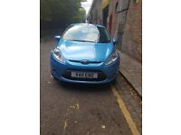 Ford Fiesta Titanium diesel, cat c repaired, airbag light on