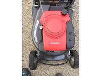 Honda pro roller lawnmower