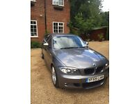 2010 BMW 120D M Sport Manual Diesel. Full BMW S/H. Priced for quick sale!