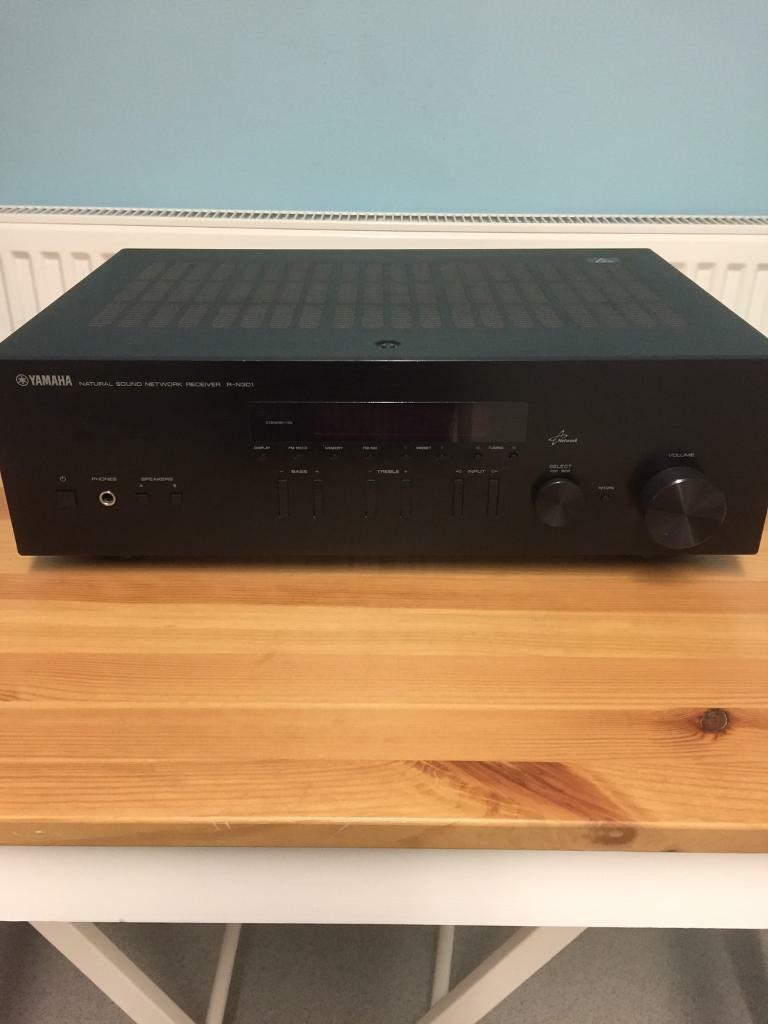 Yamaha R N301 Network Stereo Receiver In Market Deeping Cambridgeshire Gumtree