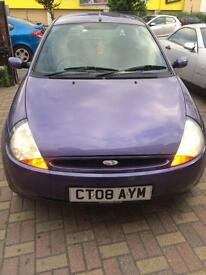 Ford Ka Style, 2008 Model, 48k Mileage, 1.2 Petrol,East London