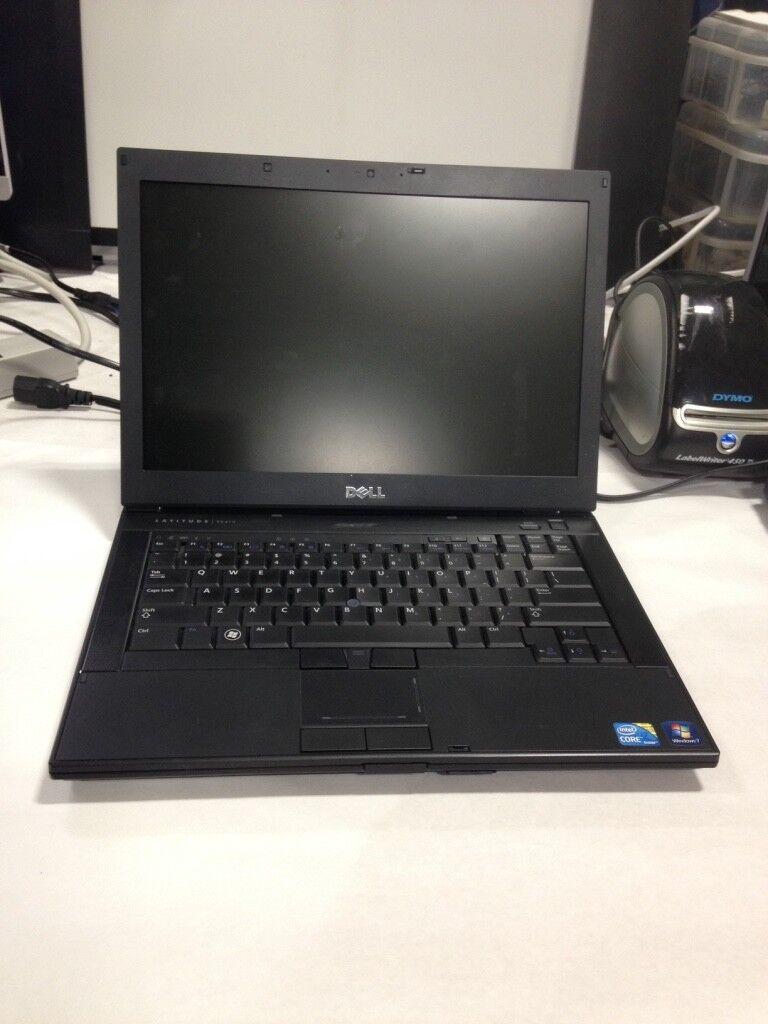 """Dell Latitude E6410 14"""" Core i7 2.80 GHz  Laptop 250GB 4GB No OS"""
