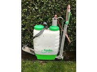16L Weed killer Sprayer- garden chemical Backpack
