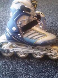 Inline Skates Roller Blades Size UK 6