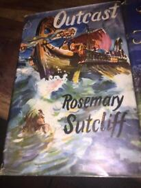 Two Rosemary Sutcliffe books