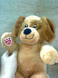 Build A Bear - Chocolate Chunk Pup