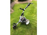 Motocaddy S1 Electric Golf Trolley. Excellent Condition.