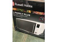 Russell Hobbs microwave combi new