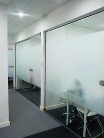New 2 Person Private Office £300/ Month All Inc. No VAT. Wembley HA0