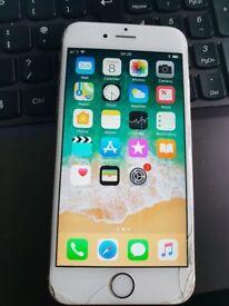 IPhone 6s 64GB Factory Unlocked Rose Gold