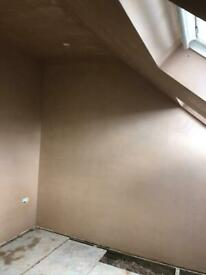 Plastering and rendering