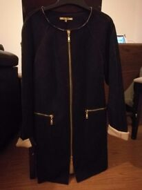 Brand New Black Jacket Hip Length- M size