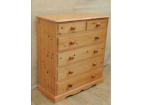 Chest of Drawers Heavy duty tall chunky (Delivery)