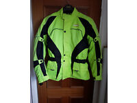 A Selection of Motorcycle Safety Jackets