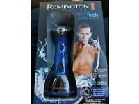 Remington wet tech shaver