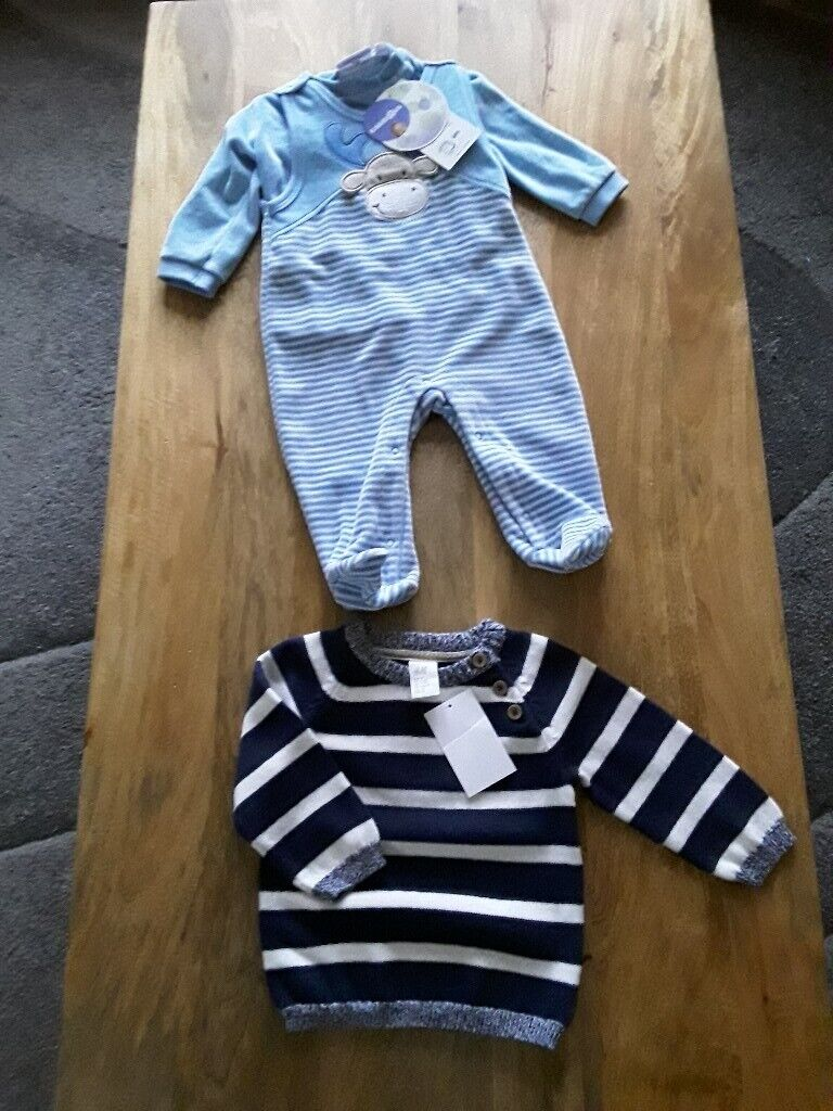 3f4025e298a1 Brand new with tags baby boy clothes bundle 3-6 months | in ...