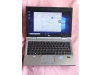 Core i5 3rd Gen HP Elitebook 2570p Laptop, intel HD 4000/ 4gb ddr3. 320gb hdd. windows 10/ MS office