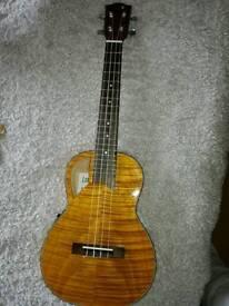 Lani electro acoustic ukulele