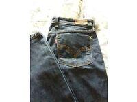 Ladies levi jeans