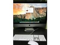 5K 27 inch iMac i5 SSD 295x graphics