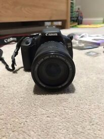 Canon EOS 600D Digital SLR Camera + Canon 18-135 mm Lens