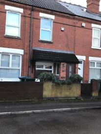 2 bed house to rent with loft room.