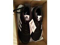 'Adidas Response + M' Men's running trainer, black, size UK 8.5 - never worn