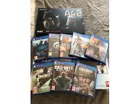 PS4/Astro/games