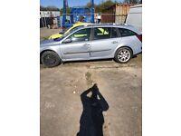 Renault Laguna Diesel for spares or repair
