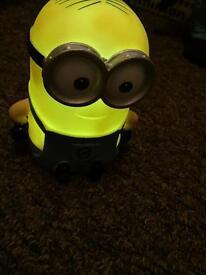 Light up minion