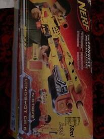 Nerf Long shot cs6
