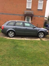 Audi A4 estate 2.0 fsi 12 month mot