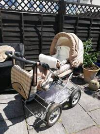 Lux babystyle limited edition pram