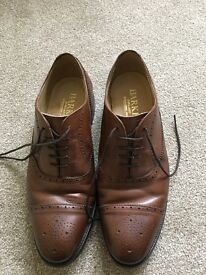 Only used twice Batkers brogues, Geox black leather and casual clarks all size 9