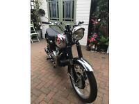 BSA Rocket Gold Star Replica 650 cc Classic Motorcycle