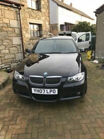 BMW 320D M Sport Black New Service