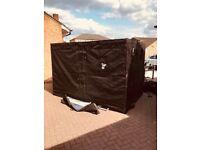 Cheshunt Hydroponics Store - used Gorilla grow tent 3m x 2m